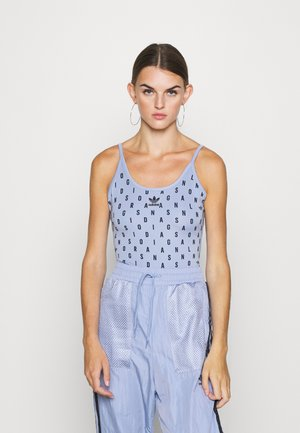 SPORTS INSPIRED TANK - Top - chalk blue