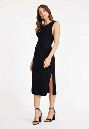 SITA - Shift dress - black