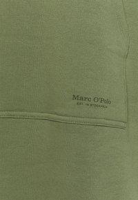 Marc O'Polo - DRESS HOOD - Day dress - dried sage - 5