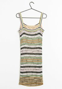 M Missoni - Jersey dress - multi-colored - 1