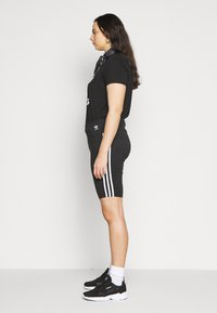adidas Originals - TIGHT - Shorts - black/white - 4
