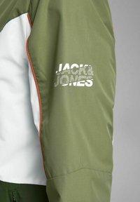 Jack & Jones - Light jacket - deep lichen green - 6