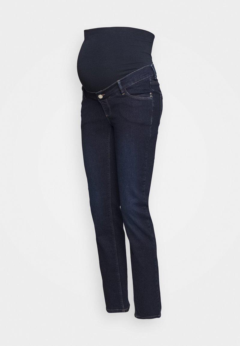 Esprit Maternity - PANTS - Straight leg jeans - darkwash