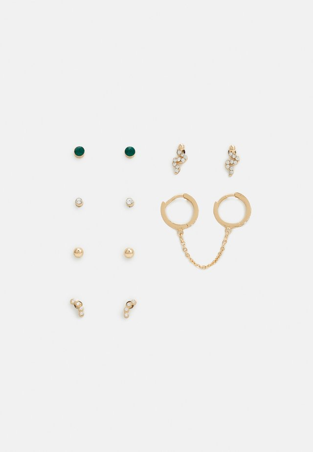 WIN SNAKE EAR PARTY 6 PACK - Korvakorut - gold-coloured