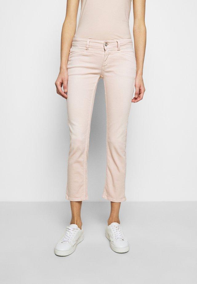 STARLET - Slim fit jeans - rose quartz