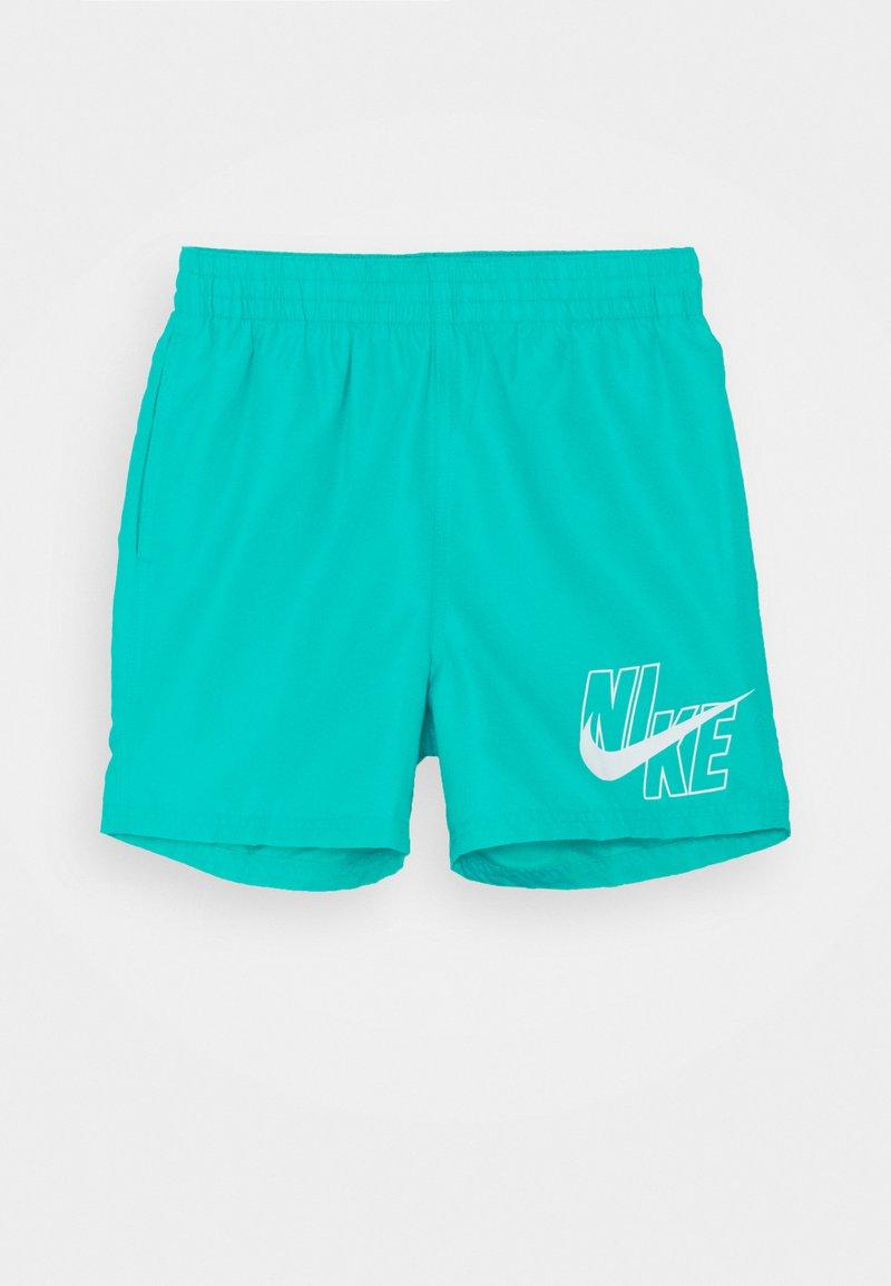 Nike Performance - VOLLEY - Swimming shorts - oracle aqua