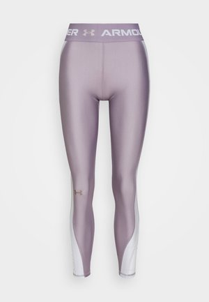 Tights - slate purple
