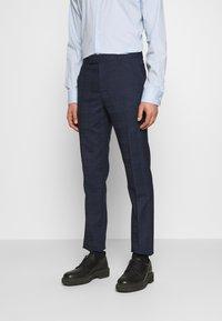Paul Smith - GENTS TAILORED FIT BUTTON SUIT SET - Kostuum - dark blue - 4