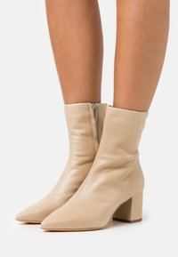 Iro - ASTRYD - Classic ankle boots - beige - 0