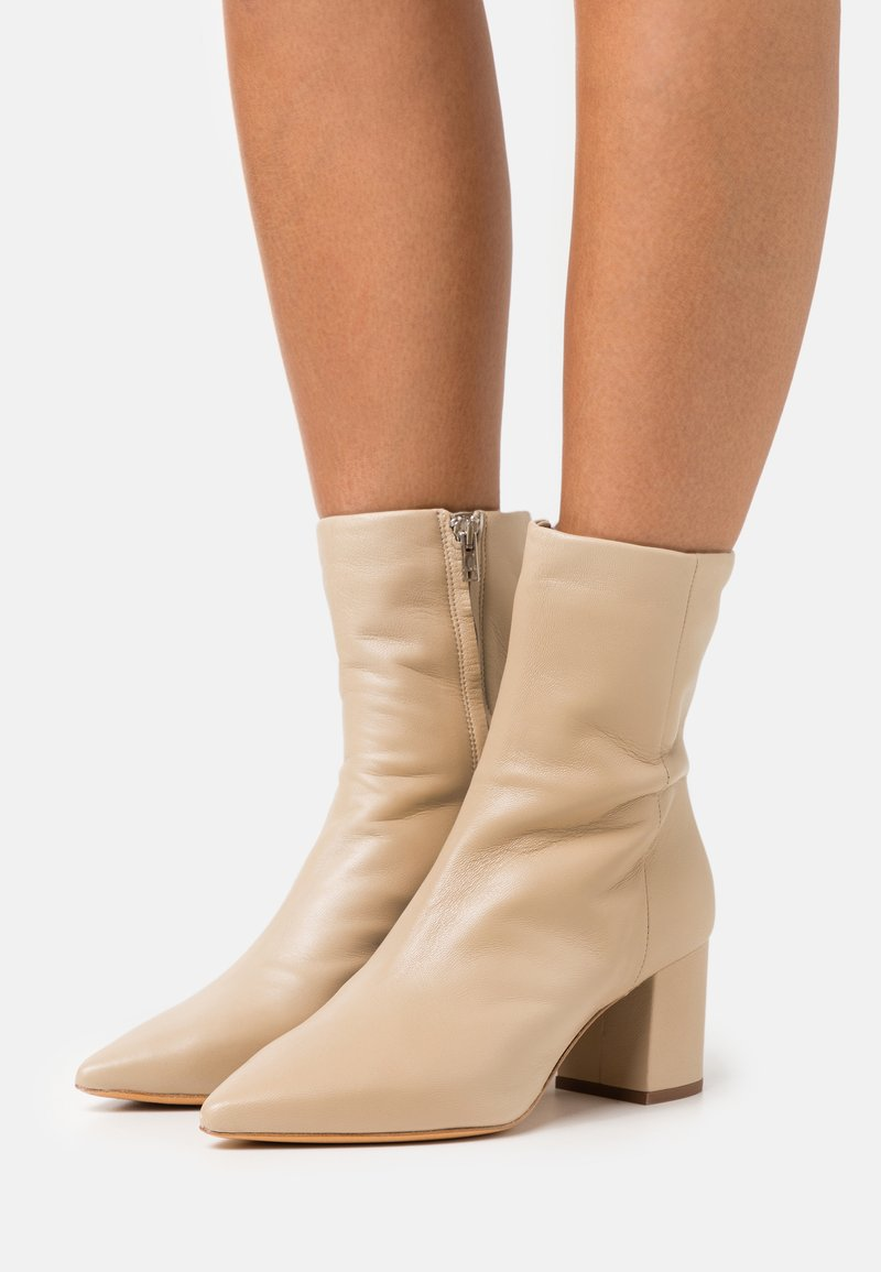 Iro - ASTRYD - Classic ankle boots - beige