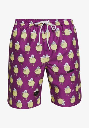 ZITRONE - Swimming shorts - purple