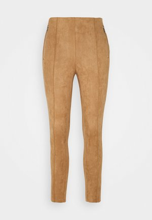 VMCAVA  - Leggings - tobacco brown