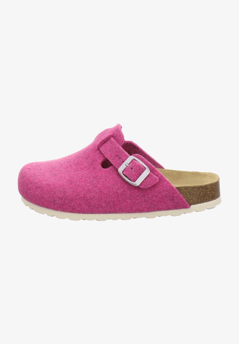 AFS Schuhe - FILZHAUSSCHUH - Slippers - pink