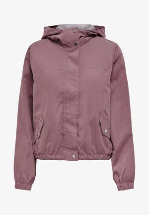 Winter jacket - rose brown