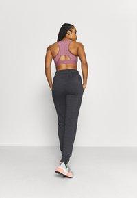 ONLY Play - ONPORLANA PANTS - Pantalones deportivos - black melange - 2