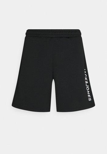 JCOZBIG LOGO SHORTS - Sports shorts - black