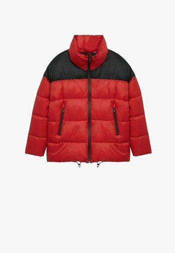 AMELIE-I - Winter jacket - rouge