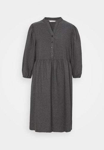 NUBELLIS DRESS - Day dress - dark shadow