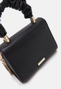 ALDO - VLADYA - Handbag - jet black/gold-coloured - 3