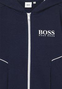 BOSS Kidswear - Zip-up hoodie - navy - 2