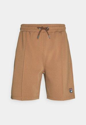 HYWEL TRACK  - Shorts - hazel