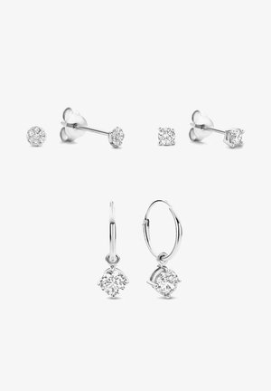 SCHMUCK SET - Earrings - silber