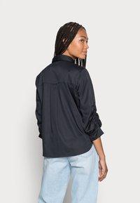 Opus - FAUSI - Button-down blouse - mystic blue - 2