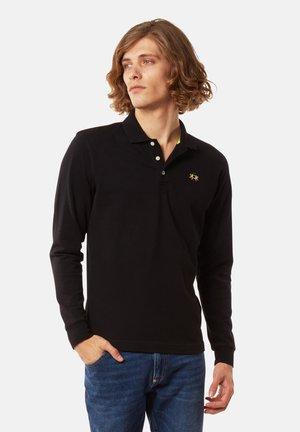 MANLEY - Poloshirt - black