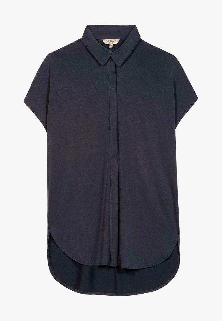 Herrlicher - Button-down blouse - blue
