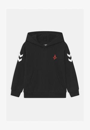 ASTRALIS CUATRO HOODIE - Sweater - black