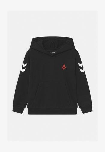 ASTRALIS CUATRO HOODIE - Sweatshirt - black