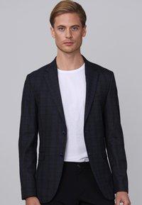 Basics and More - Blazer jacket - navy - 2