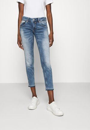 TOUCH CROPPED REUSED  - Jeans Skinny Fit - retro