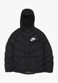 Nike Sportswear - Winter jacket - black/white - 0