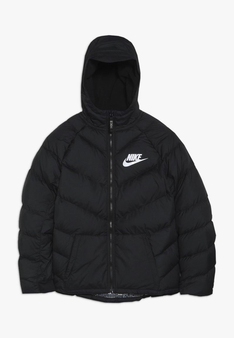 Nike Sportswear - Winter jacket - black/white