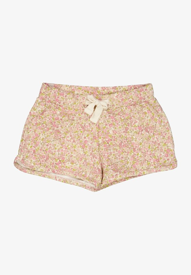Shorts - bees and flowers