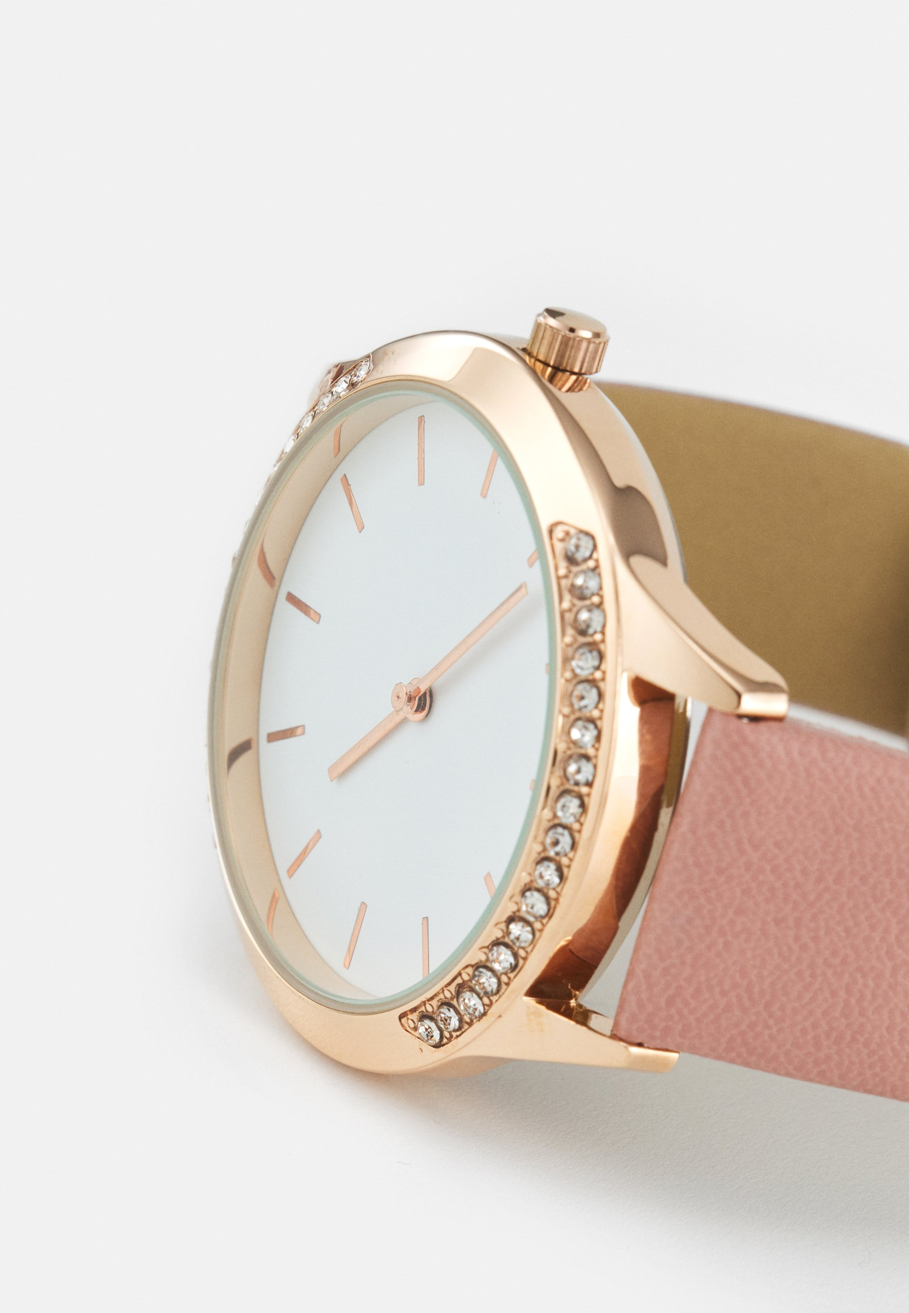 Anna Field Klokke - pink/rose gold-coloured/rosa cmgjdgSyjWGmdwD