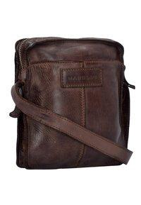 Harold's - SUBMARI - Across body bag - brown - 1