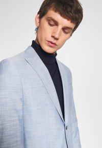 Calvin Klein Tailored - TROPICAL SLIM SUIT - Suit - blue - 10