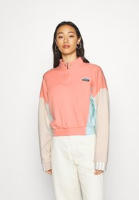 adidas Originals - CROPPED - Sweatshirt - trace pink - 0