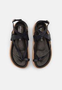 Jeffrey Campbell - ESTRELLA - T-bar sandals - black - 4