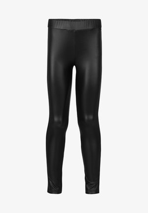 Leggings - Hosen - black