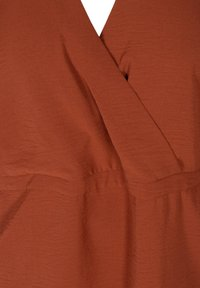 Zizzi - Blouse - dark orange - 5
