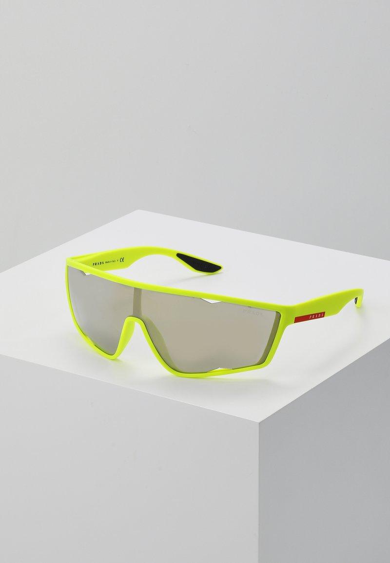 Prada Linea Rossa - Solbriller - fluo yellow rubber