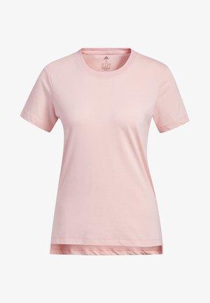 GO-TO T-SHIRT - Print T-shirt - glory pink
