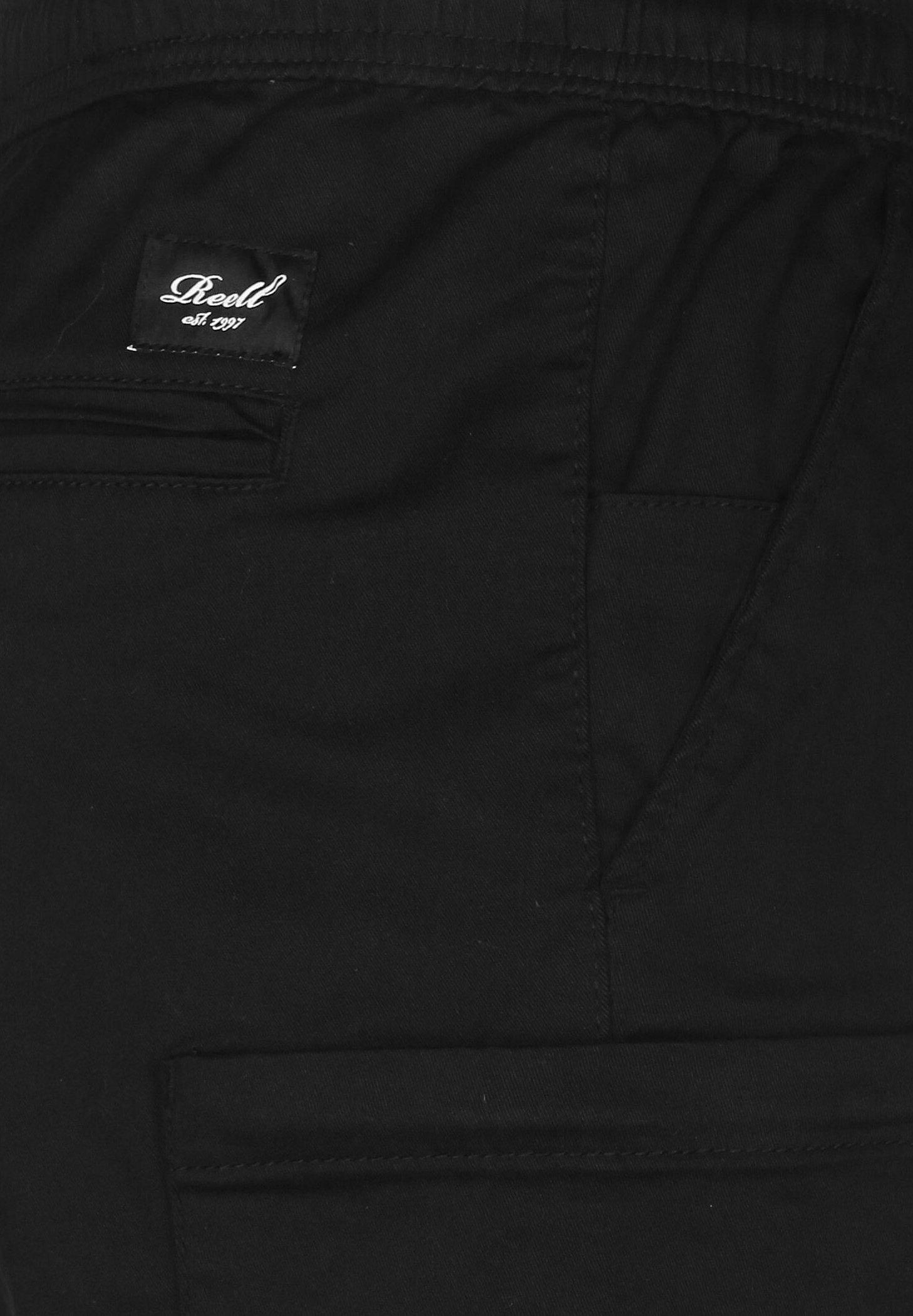 REELL REFLEX EASY - Short - black