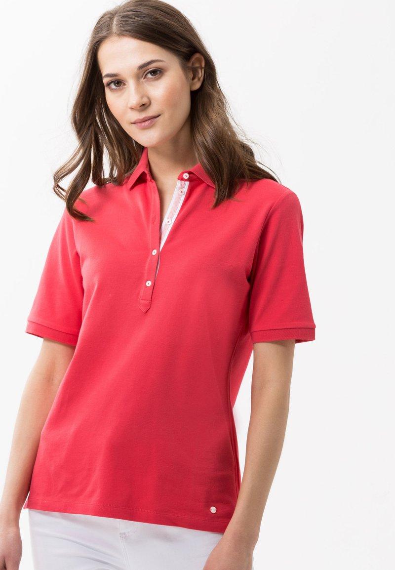 BRAX - STYLE CLEO - Polo shirt - papaya