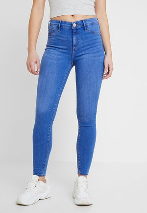 MOLLY - Jeans Skinny Fit - buzzy blue