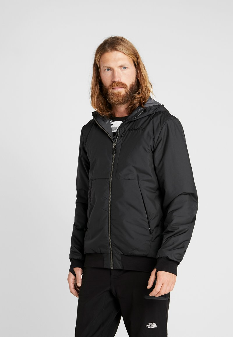 Norrøna - RØLDAL INSULATED HOOD JACKET - Outdoorjacka - caviar