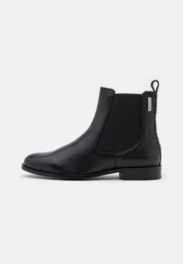 ALBA - Kotníkové boty - noir